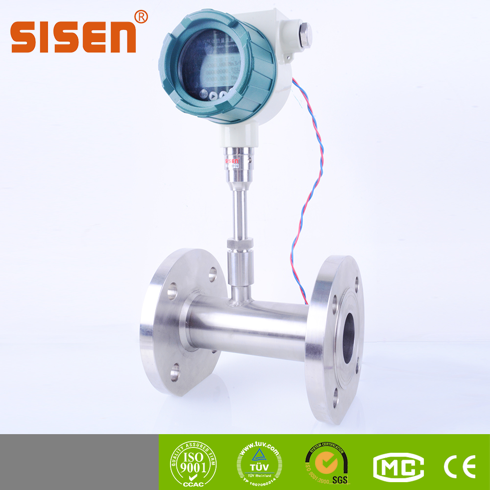 good quality digital thermal mass flow meter for chlorine gas