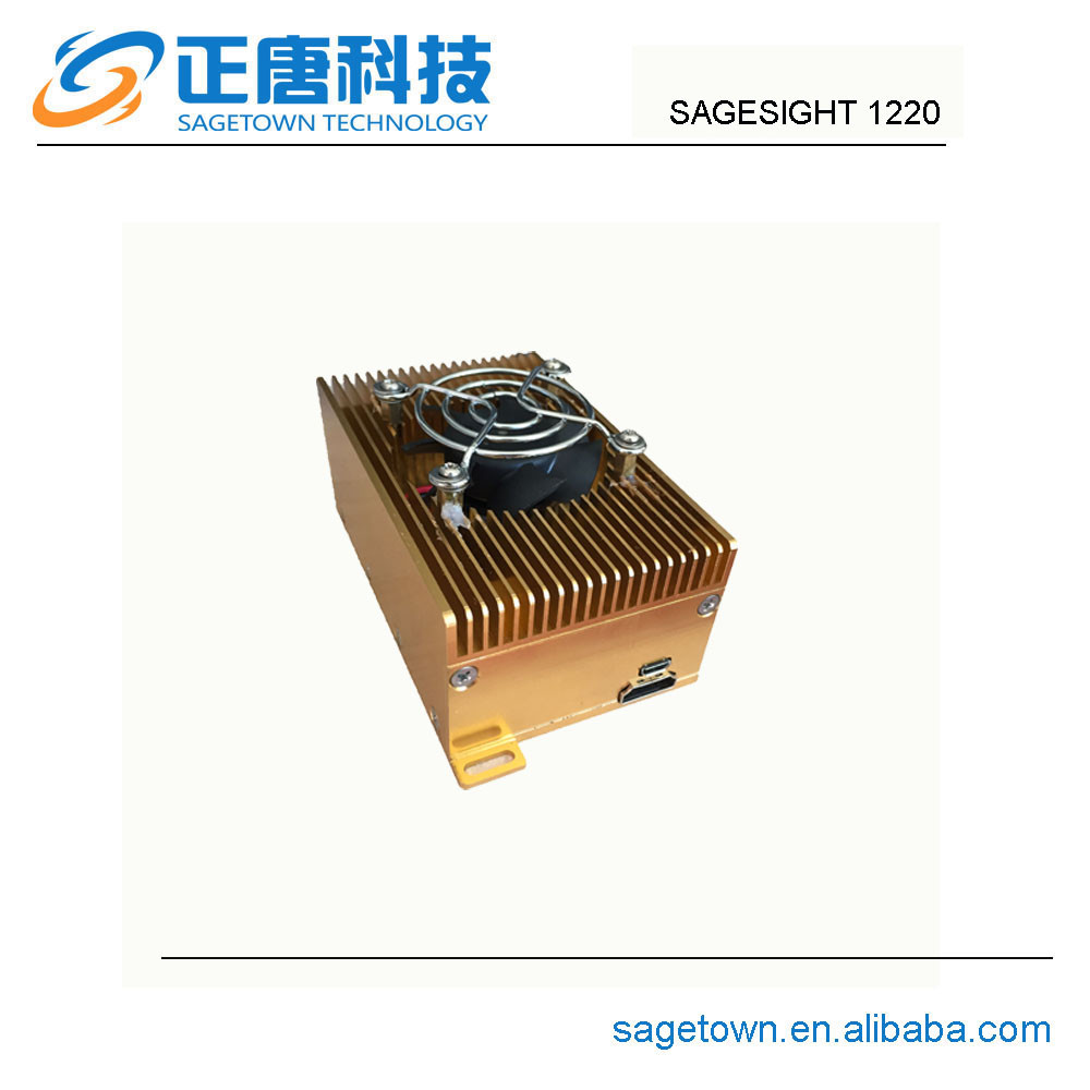 sagesight 1220 50km long range AIS transmitter and receiver