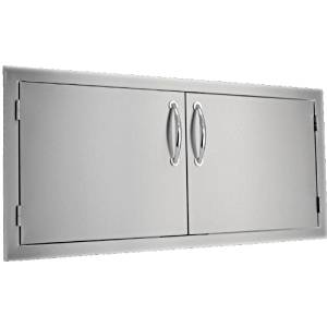 Merveilleux Get Quotations · Sole Gourmet 42 Inch Deluxe Double Access Door
