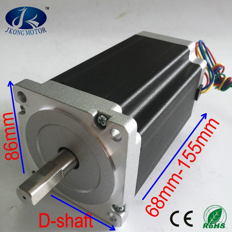Factory direct NEMA 34 Step Motor/ 86mm Stepper Motor