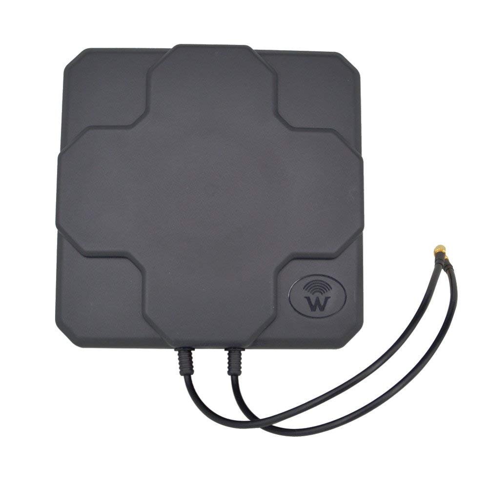 4G Antenna Outdoor Panel 18dbi High Gain 698-2690MHz 4G LTE Aerial Directional MIMO External Antenne For Wireless Router