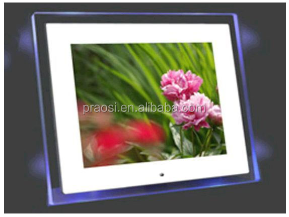 Most Popular 12 Inch Digital Photo Frame Made In China