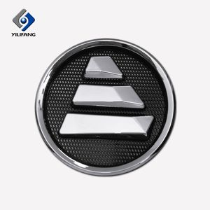 custom 3D chrome emblem ABS logo car sticker emblem badge