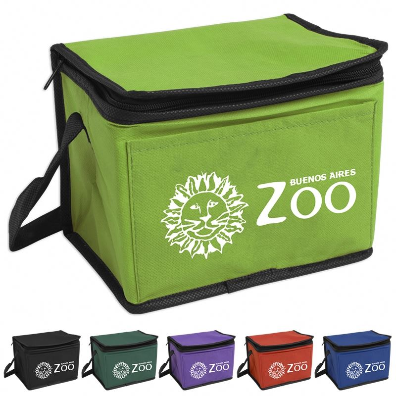 600D Polyester Foil Lining Insulated Bag To Keep Food Hot Or Cold