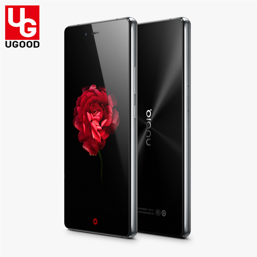"Original ZTE Nubia Z9 Max 4G Cell Phones Snapdragon 810 2.0GHz Octa Core Android 5.0 5.5"" OGS 1920x1080p 3GB RAM 16GB 16.0MP GPS"