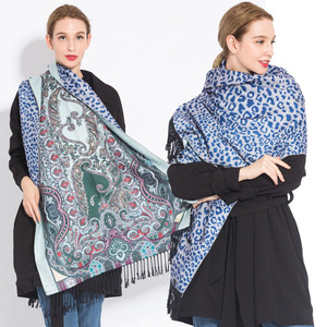 Wholesale China Merchandise Wide Cotton Hemp Scarf