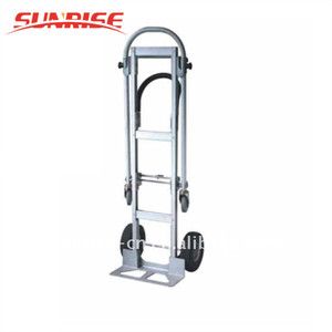 GZT200a 350kg Aluminum Multipurpose Folded Foul Wheels Hand Trolley