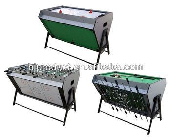 foosball 3 in 1 pool table air hockey foosball table game buy foosball 3 in 1 table rotating. Black Bedroom Furniture Sets. Home Design Ideas