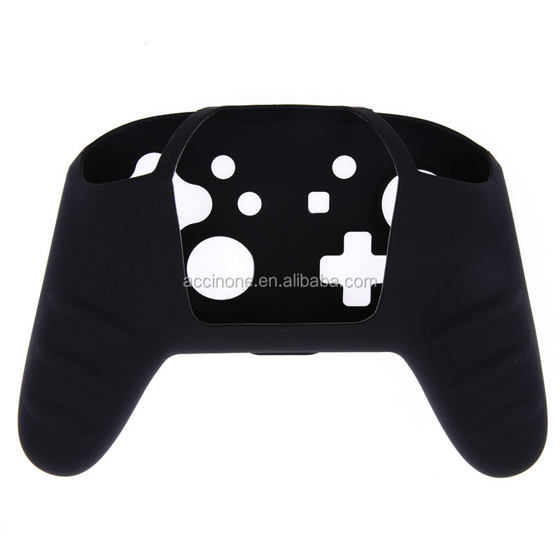 Silicone Rubber Skin Protective Case Cover For Nintendo Switch NS Switch Pro Controller