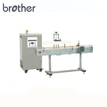FL2000 Automatic Continuous Aluminum Foil Induction Bottle Cap Sealer Sealing Machine