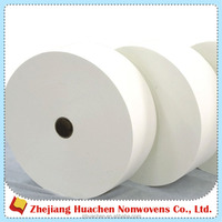 China Textiles Spunlace Nonwoven Fabric Wet Wipes Raw Material
