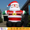 Giant air-blown inflatable christmas santa claus for advertising 20ft high(6m high) BINGO INFLATABLES factory BG-A0344