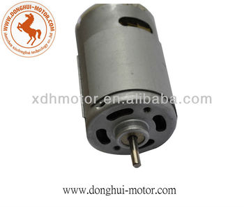 High speed 12v dc small electric motors power tool motor for Small electric motors for sale