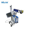 Clear And Persistent Handwriting Laser Printing Machine For Led Bulb Logo