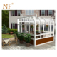 Australia Standard Aluminum Sun Room Winter Garden for Arch Roof