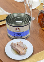 1880g Canned Tuna in Brine