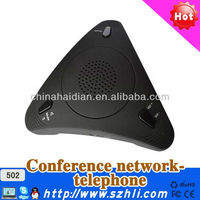 omni-directional microphone full-duplex lightweight USB cable echo eliminate conference telephone with clear voice