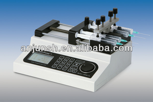 China made laboratorial syringe pump LSP04-1A/dosing pump
