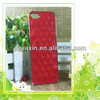 Sheep Skin Leather Case For iPhone5s 5,high quality pu case for iphone 5