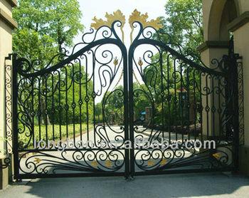 Custom Wrought Iron Gates 1500 Trend Home Design 1500