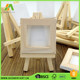 Wide varieties wooden easel stand price