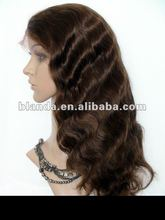 natural looking brazilian full lace wig wholesale