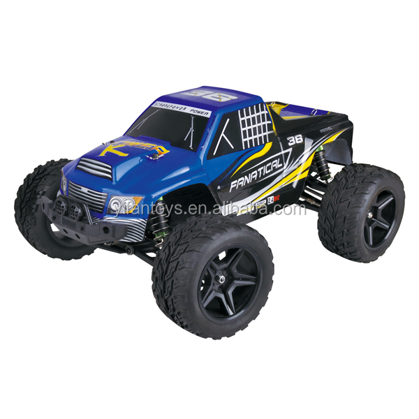 2016 New WL TOYS A323 2.4G 1/12 Scale High Speed 30KM/H Electric Truck 2WD RC Car Toys for Children