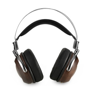 Over The Ear Wired Headset Top Quality High Bass Stereo 50mm Speaker Headphone With 3.5mm Jack
