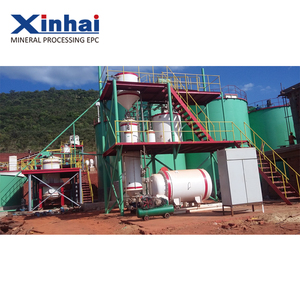 Mineral Separator , Desorption Electrolysis System / Gold Mine Separator Machine