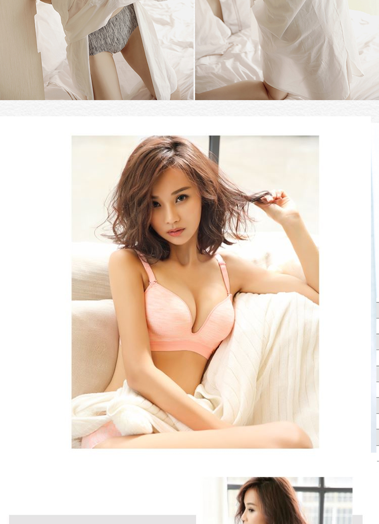 Hot sexy girls on bed