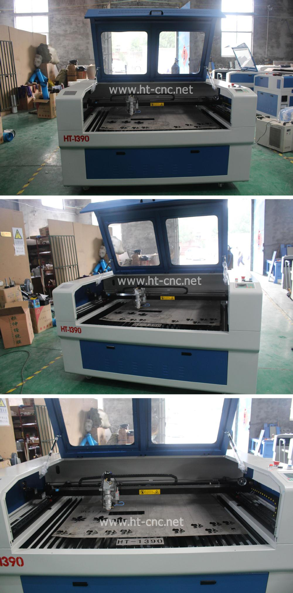 Multifunctional 1390 Metal and nonmetal laser cutter price