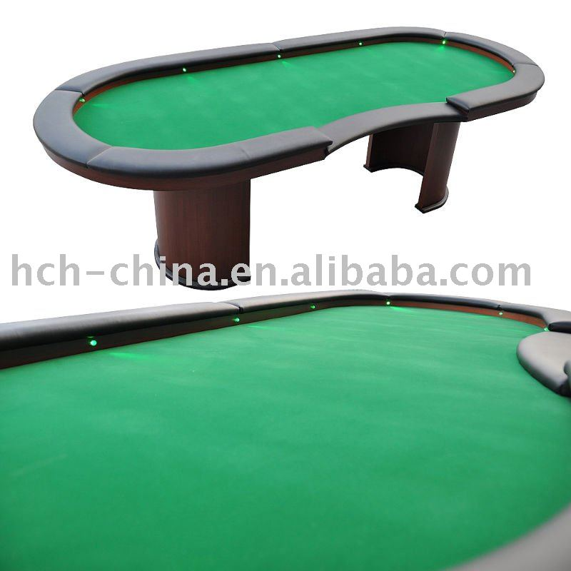 Poker Table With Led Light, Poker Table With Led Light Suppliers And  Manufacturers At Alibaba.com