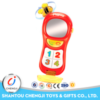 Hot popular baby game educational musical mobile phone toy