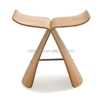 famous design chairs morden bentwood chair butterfly chair replica