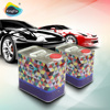 with Sandpaper magnificent optical effect acrylic lacquer car auto paint