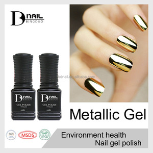 best price metallic gel nail polish high quality mirror effect gel polish oem