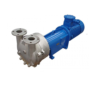cooling system termos vacuum pump pot 12v high pressure single double stage for industry use vane rotary pump