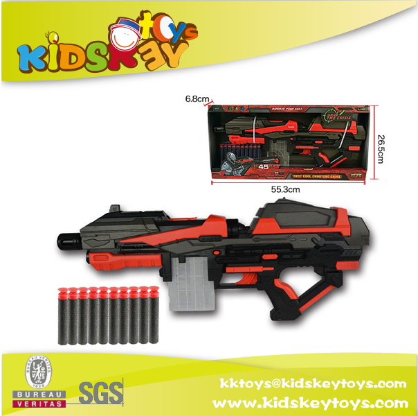 Good quanlity Electric Soft Toy Gun Airsoft Gun, EVA Bullet Shooting Gun, Soft Bullet Gun Toys