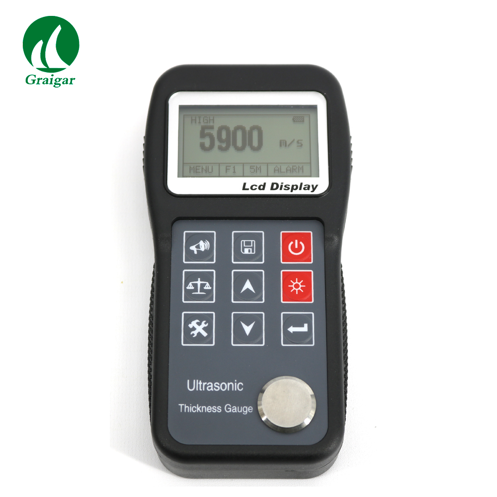NDT310 Digital Ultrasonic <strong>Thickness</strong> Meter