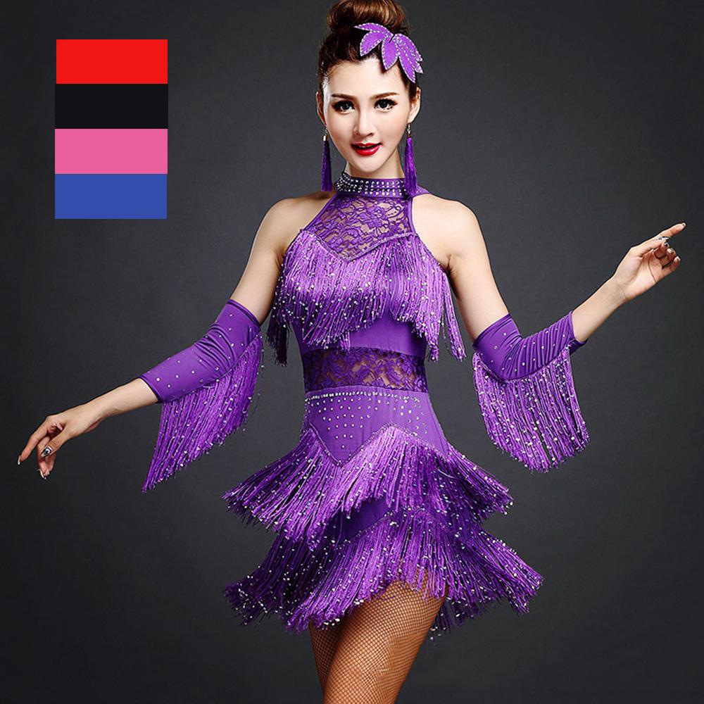 Rendimiento de alta calidad Vestidos Mujer salón de baile sexy ropa ...