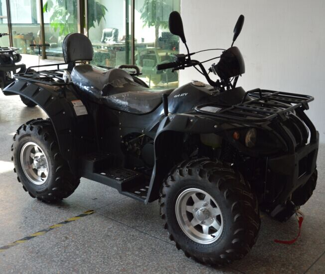 500cc high quality cool design shaft drive water cooling 4X4 ATV quad bike with CE