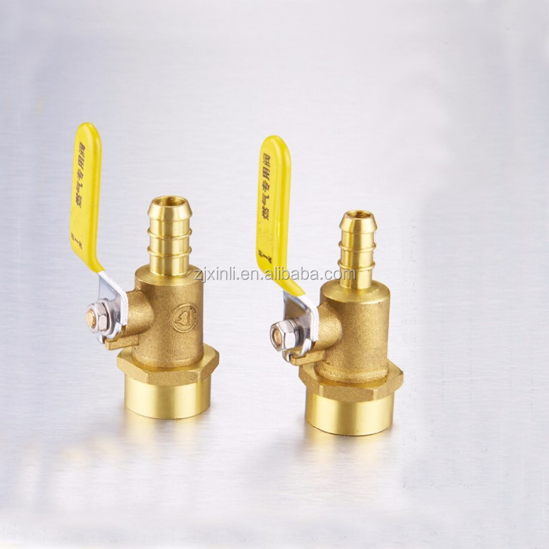 High Quality Manual LPG Gas Brass Valve X13970F