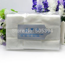 900pcs bag Nail Tools Nail Polish Remover Wipes Nail Art Tips Manicure Nail Clean Wipes Cotton