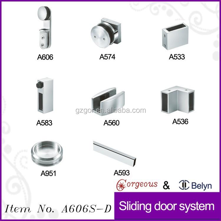 Bypass Shower Door Replacement Parts