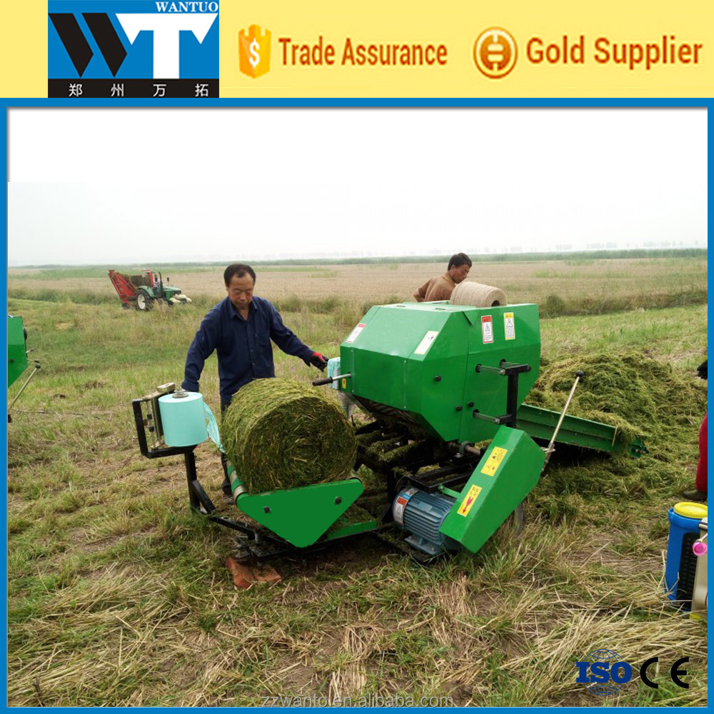 WANTUO Hay and Green fodder baler Greenfeed baler