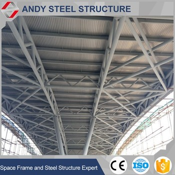 Space Truss Structure Systems For Steel Construction Building Buy