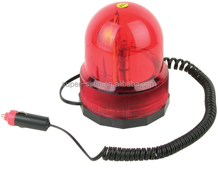 Security Accessories light with LED, Red colour flashing light