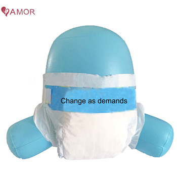 Chinese OEM Manufacturer Hot Sell Cheap Factory Price High Absorption Soft Breathable Disposable Baby Diaper Lovely Baby Nappy