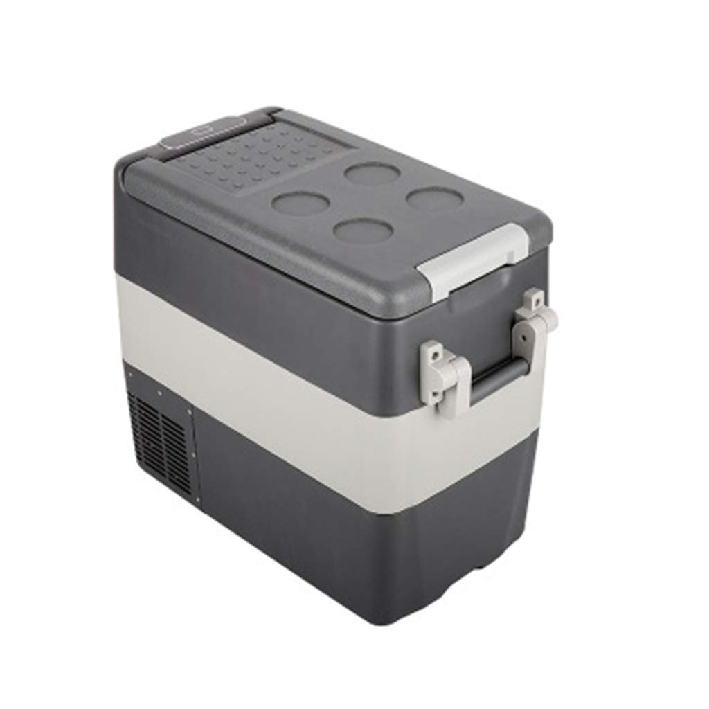 Car Refrigerator 50 Liters Mini Car Compressor Refrigerator Car Home Dual-use Refrigerator Refrigeration Refrigerator