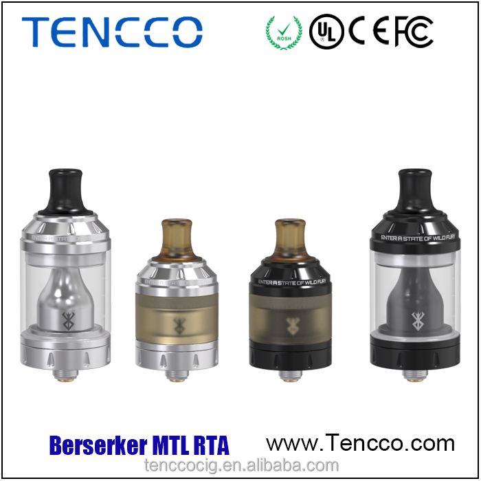 Authentic New Products Vandyvape Berserk 24 MTL RTA